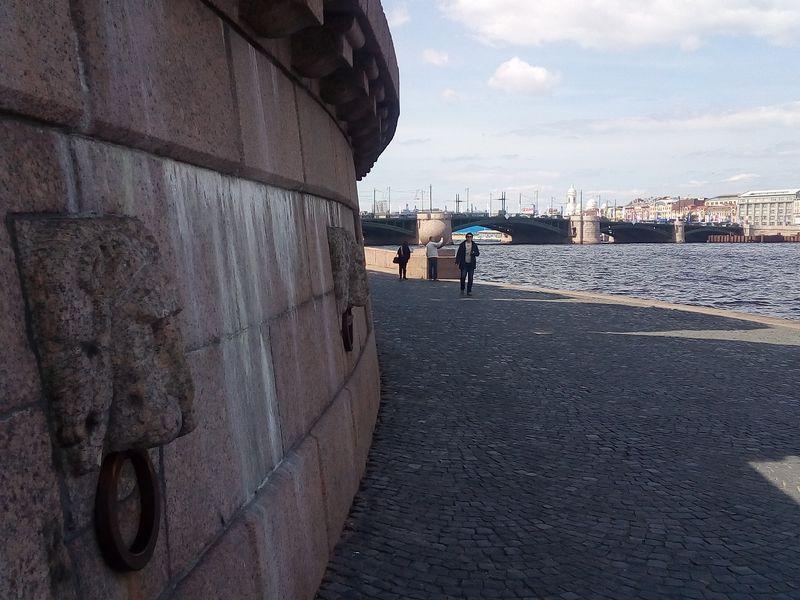 Стрелка Васильевского острова в санкт-петербурге