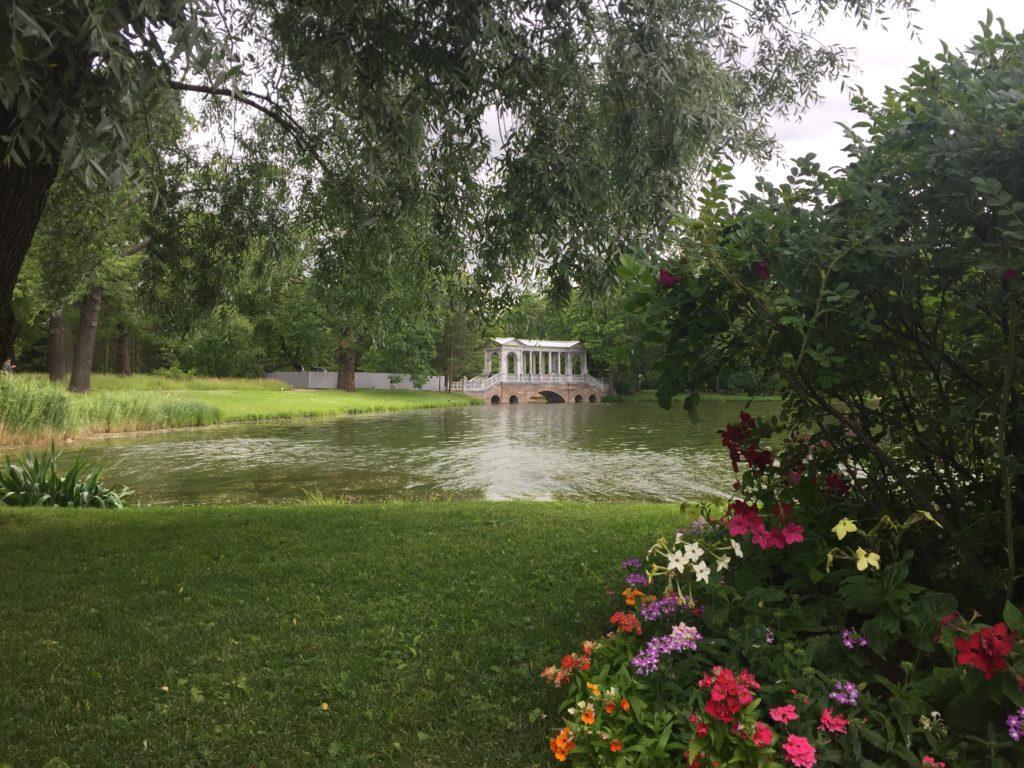 Экскурсия в Царское Село. Екатерининский парк