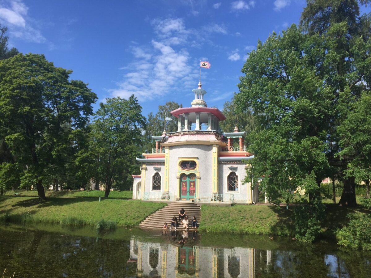 экскурсия в Царское Село (Пушкин)