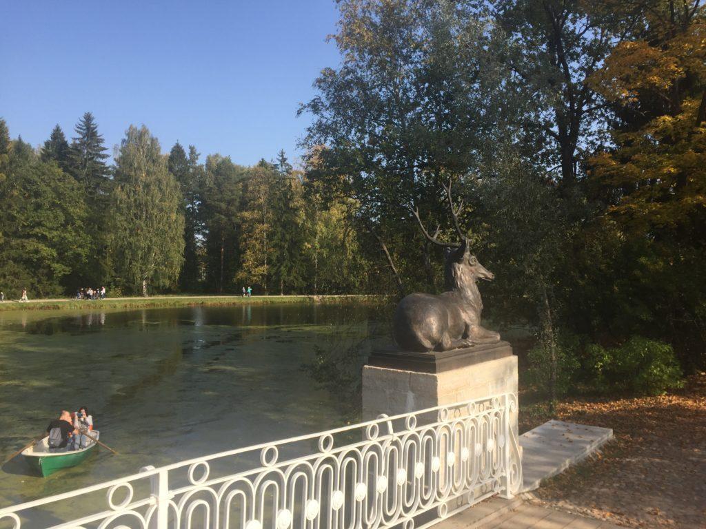 Экскурсия в Павловске