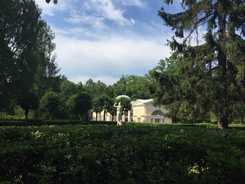 Экскурсия в Павловск. Садово-парковый ансамбль