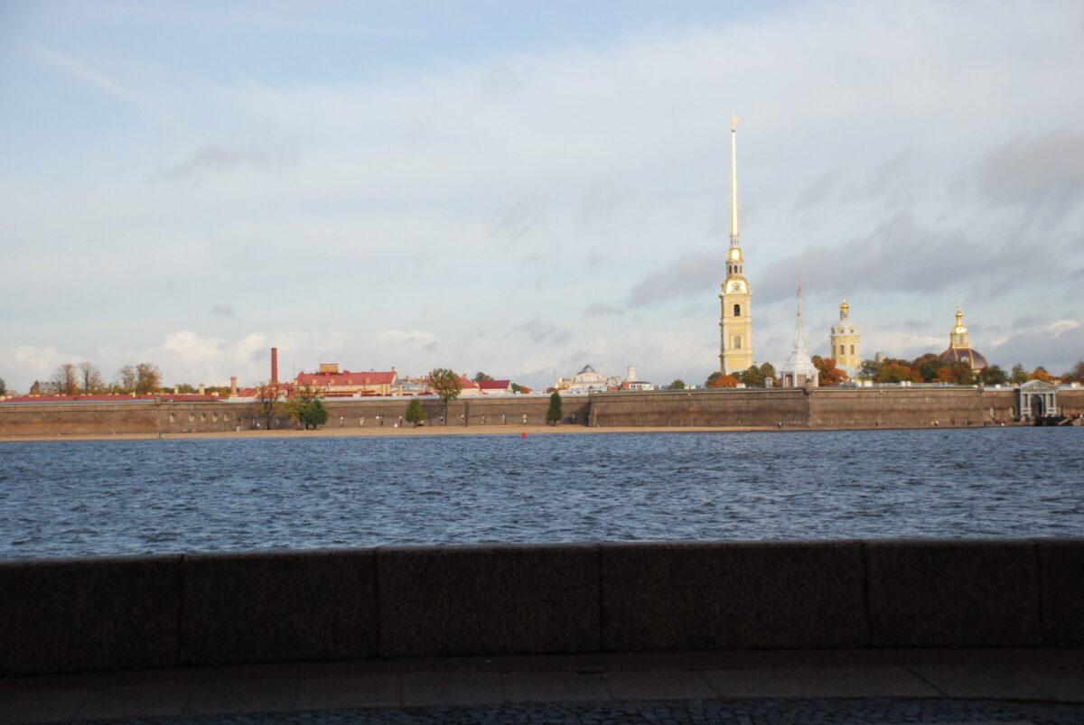 Экскурсия по Стрелке Васильевского острова