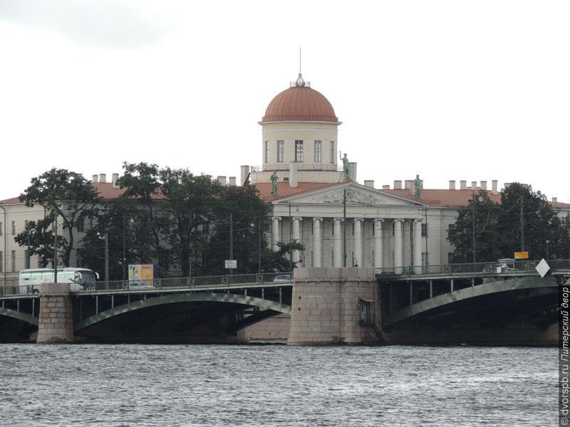 Петербург Стрелка Васильевского острова