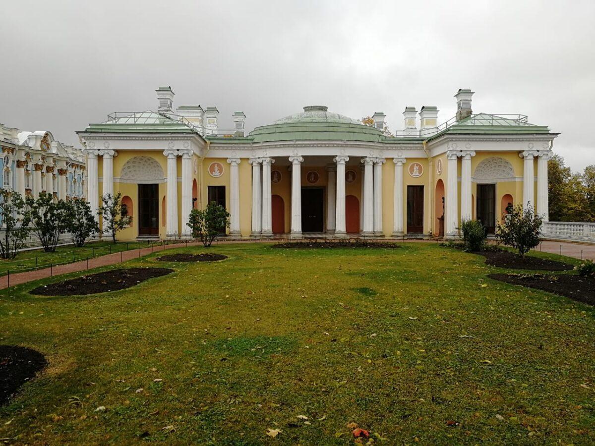 экскурсия в Царское Село (г. Пушкин)