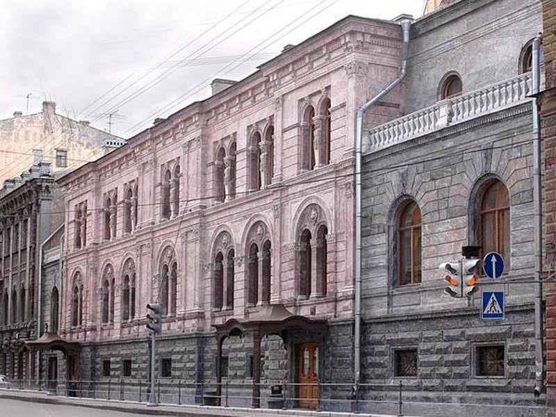 Истории дворцов и особняков русской аристократии