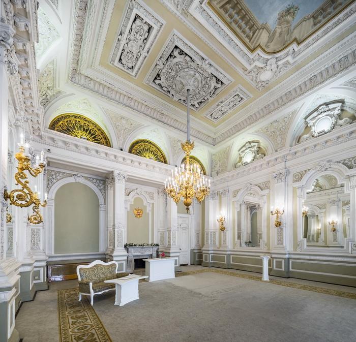 Особняк фон Дервиза. Санкт-Петербург опера