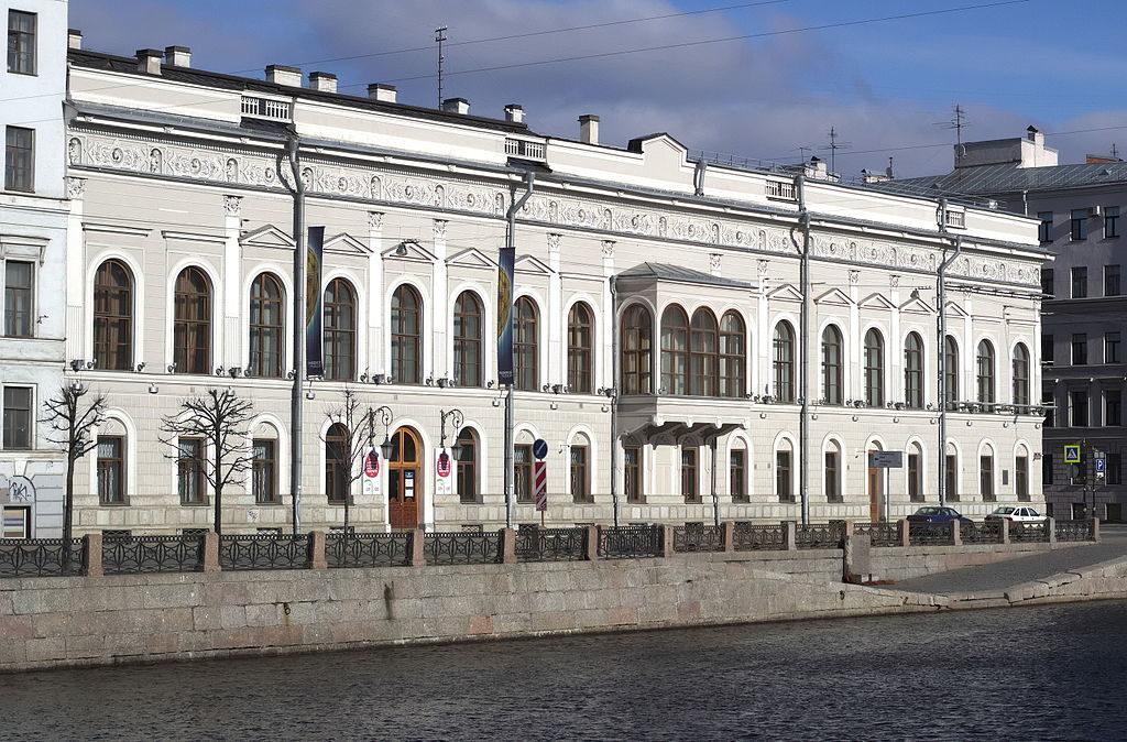Дворец Шуваловых. Музей Фаберже