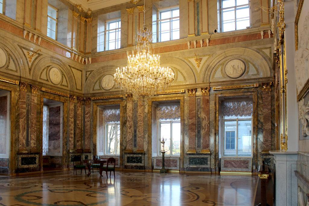 Мраморный дворец